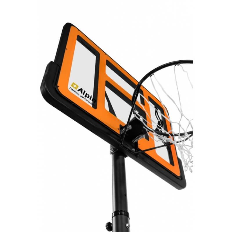 Баскетбольная стойка Alpin Streetball BSS-44