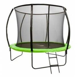 """Батут """"Sundays Champion Premium"""" (10ft) с внутренней сеткой и лестницей. Диаметр - 312 см. Нагрузка - 150 кг."""