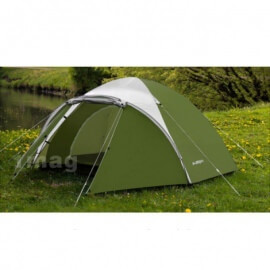 Палатка ACAMPER ACCO green 3-местная 3000 мм/ст