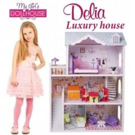 Кукольный домик ECO TOYS Beverly Hills (4108)