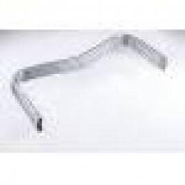 """Батут """"Atlas Sport"""" (10ft) PRO ORANGE с внешней сеткой и лестницей (усиленные опоры). Диаметр - 312 см. Нагрузка - 150 кг."""