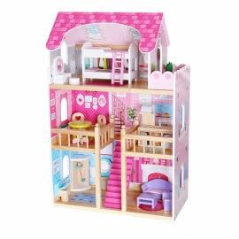 Кукольный домик ECO TOYS Malinowa (4119)