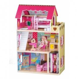 Кукольный домик ECO TOYS Malinowa 2 (4120)