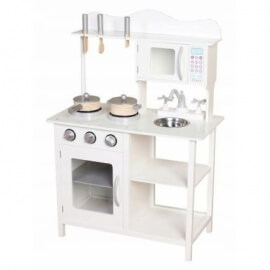 Детская кухня ECO TOYS (TK040) белая