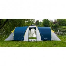 Палатка ACAMPER NADIR 8-местная 3000 мм/ст синяя