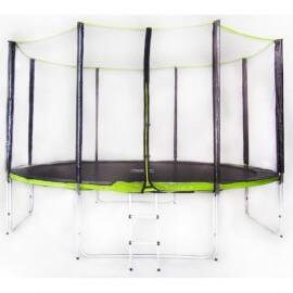 Батут Fitness Trampoline GREEN 10 FT Pro (усиленные опоры)