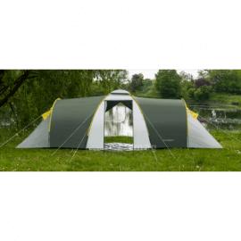 Палатка ACAMPER NADIR green 6-местная 3000 мм/ст