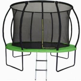 """Батут """"Sundays Champion Premium"""" (15ft) с внутренней сеткой и лестницей. Диаметр - 465 см. Нагрузка - 180 кг."""