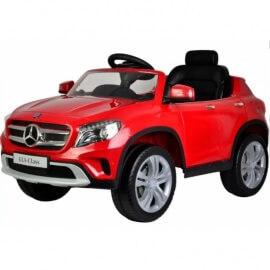 Электромобиль Chi Lok Bo Mercedes GLA красный
