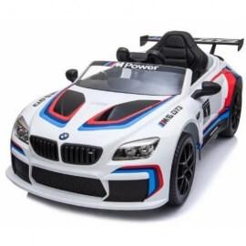 Электромобиль Chi Lok Bo BMW M6 GT3 белый