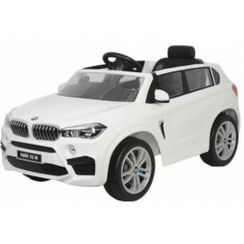 Электромобиль Chi Lok Bo BMW X5М белый