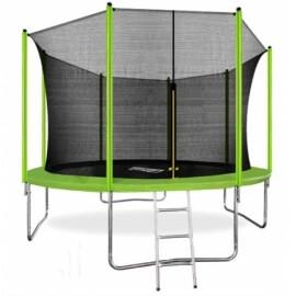 """Батут """"Arland"""" (12FT) с внутренней сеткой и лестницей. Диаметр - 366 см. Нагрузка - 150 кг."""