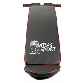 Скамья наклонная для пресса Atlas Sport AS-04