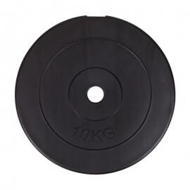 Композитный диск Atlas Sport 10 кг (посад. диаметр 26 мм)