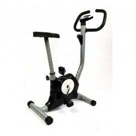 Велотренажер Atlas Sport DARK cardio (ременной, с пульсометром)