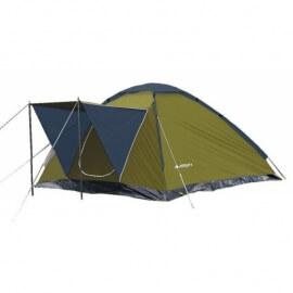 Палатка туристическая Acamper MONODOME 4 green