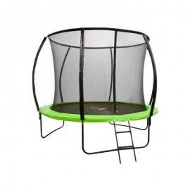 Батут с защитной сеткой и лестницей Sundays Champion Premium 252 см - 8ft